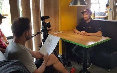Interviu cu Solomon Daniel, Pizza Maker la Dodo