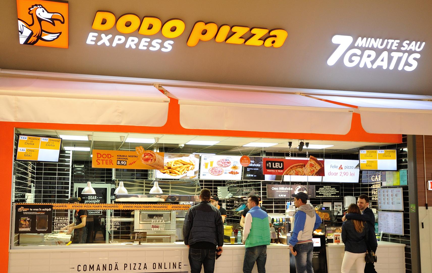 Dodo pizza Brașov-2
