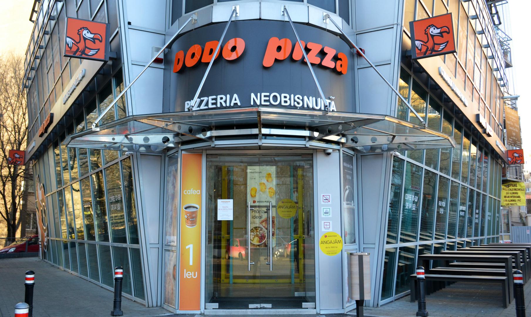 Dodo Pizza București-1