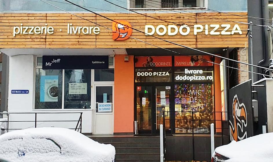 Dodo Pizza București-2