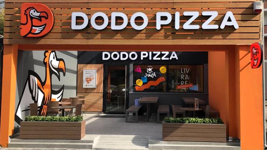 Dodo Pizza București-3