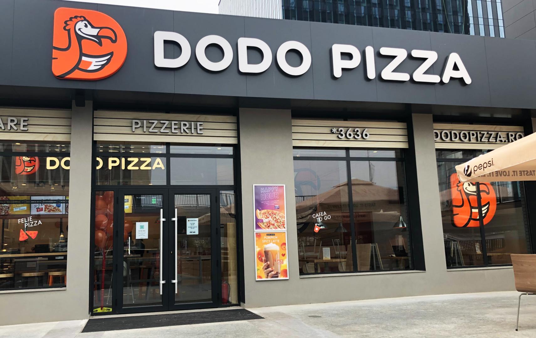 Dodo Pizza București-4