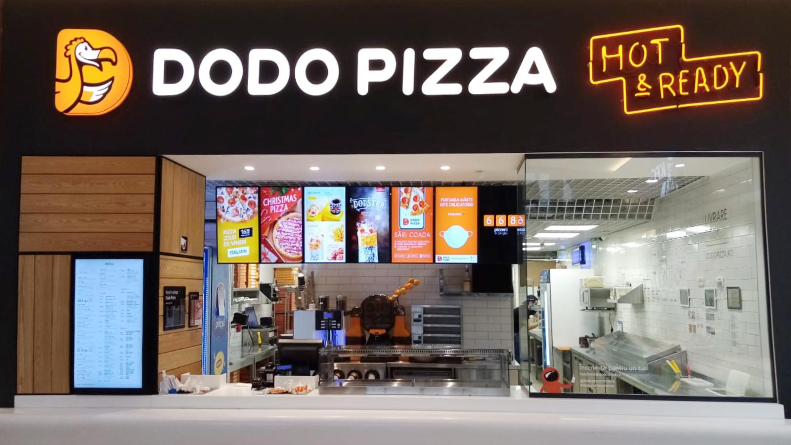 Dodo Pizza București-5