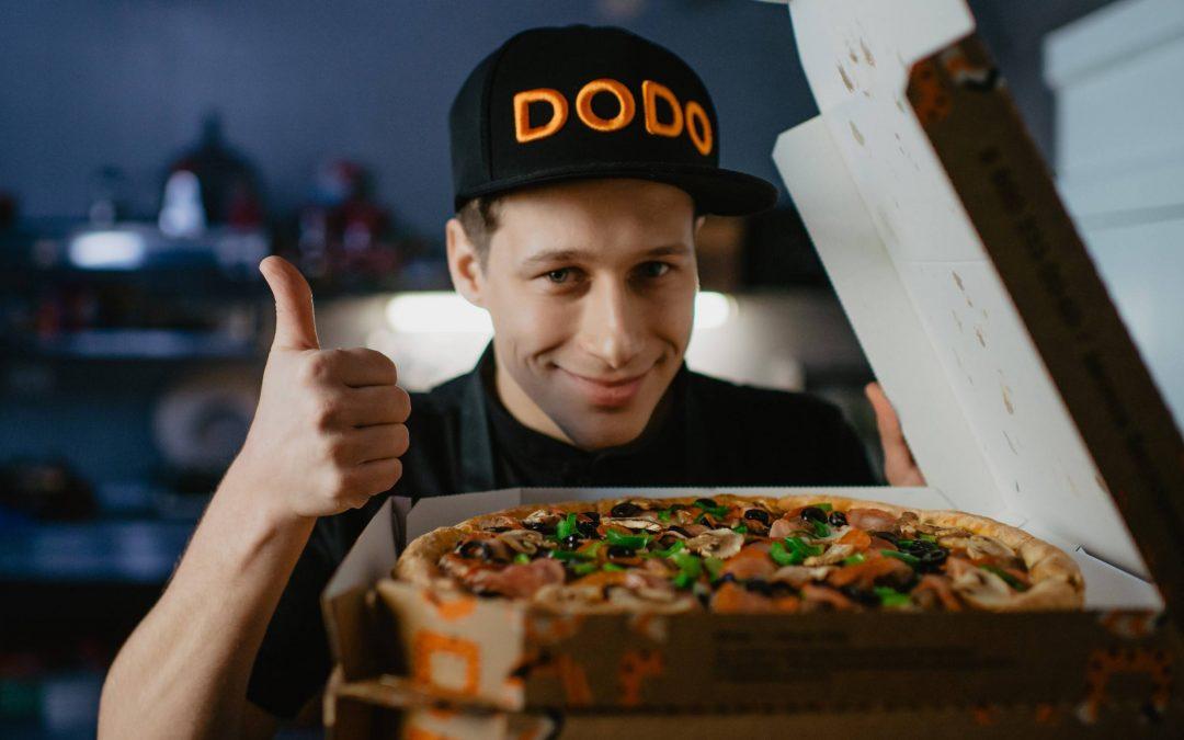 De ce preparăm pizza fără mănuși?