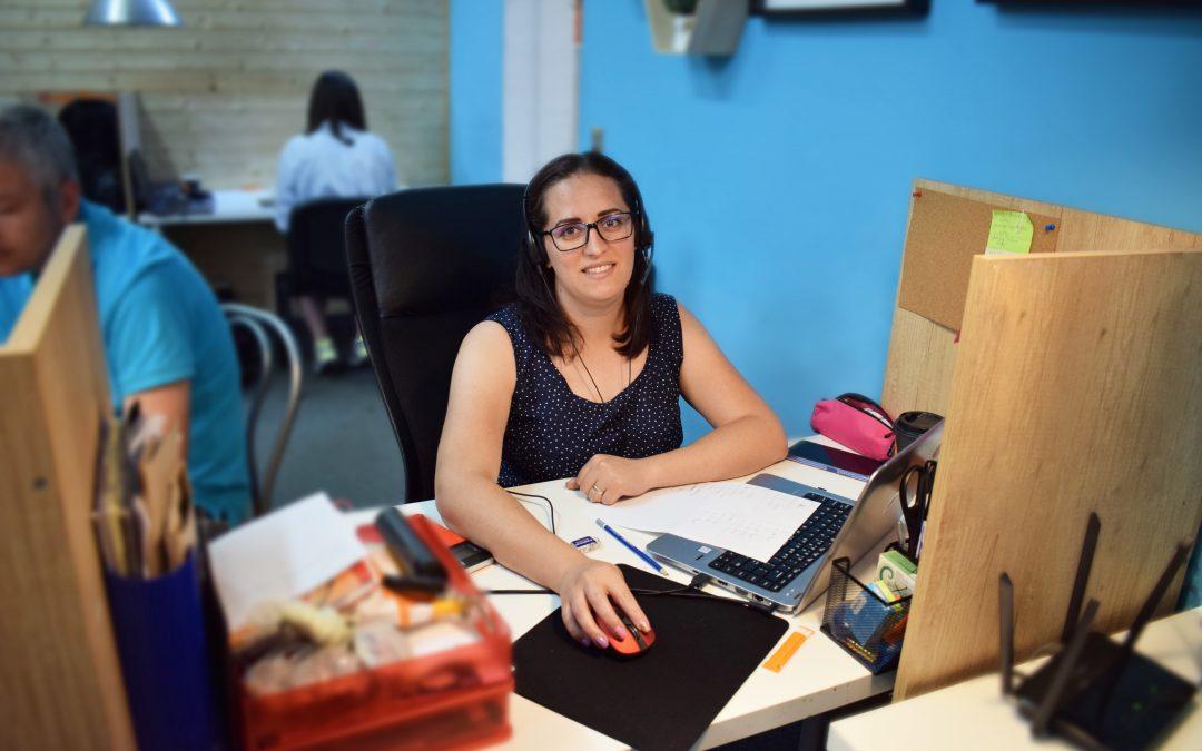 Ana-Maria Manolache, liantul dintre noi și clienții noștri
